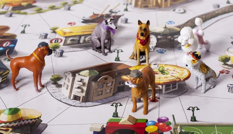 A Dogs's Life Game - Models