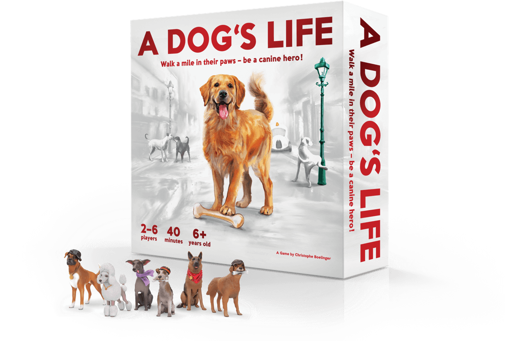 A Dogs's Life Game